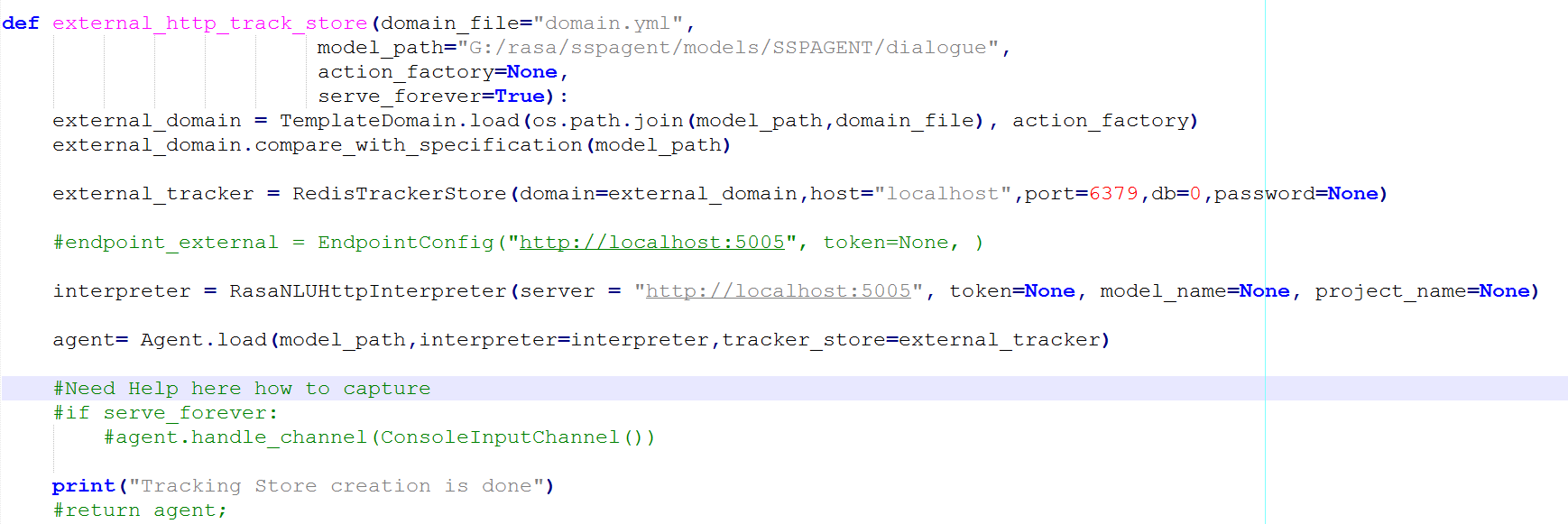 Cpickle Load Example