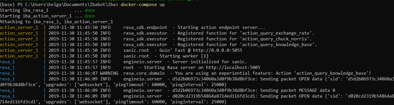 bitcoind empty reply from server